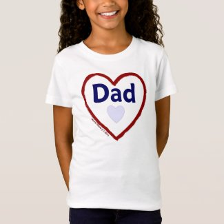 Love: Dad - Shirt