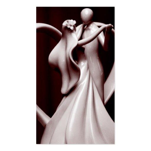 love dance business cards