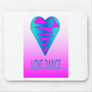 Love Dance Collection Mouse Pad
