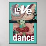 LOVE DANCE Item#121/pos Posters