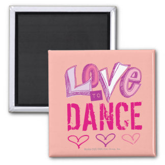 Love Dance Magnet