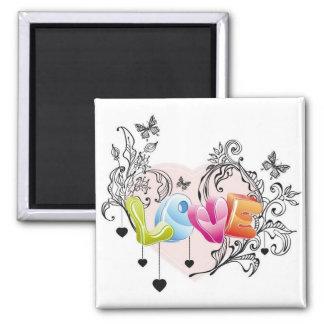 Love Dance Magnet