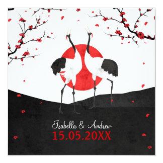 Love Dance - Wedding Invitation - square