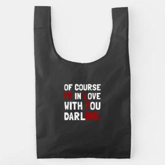 Love Darling Reusable Bag
