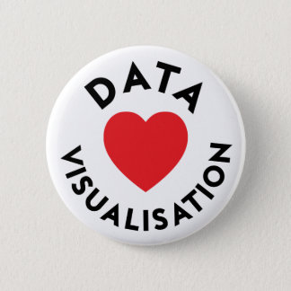 Love Data Viz Pin