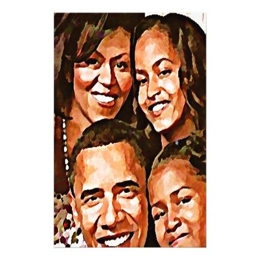 Love_ de Obama Papelería Personalizada