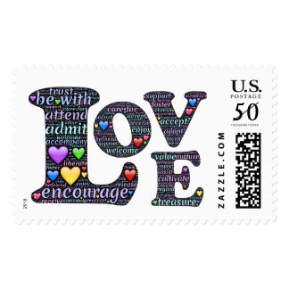 Love Defined:  U.S. 1st Class postage stamp