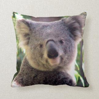 Love_ del oso de koala cojín