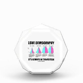 Love Demography It's Always In Transition Award