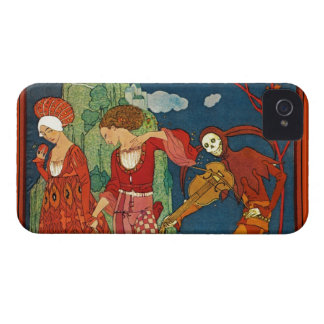 LOVE ,DESIRE AND DEATH iPhone 4 CASES