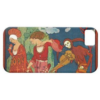 LOVE ,DESIRE AND DEATH iPhone SE/5/5s CASE