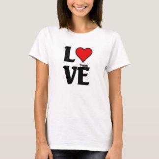 Love diane T-Shirt