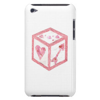 Love Dice 4th Generation I-Pod Touch Case