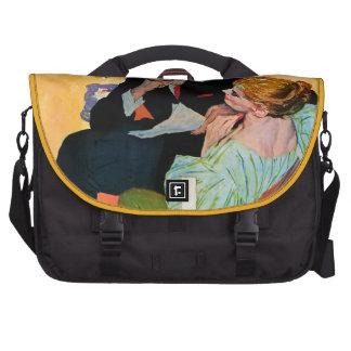 Love Dies Slowly Commuter Bags