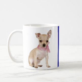 Love Diva Chihuahua Puppy Dog Coffee Mug