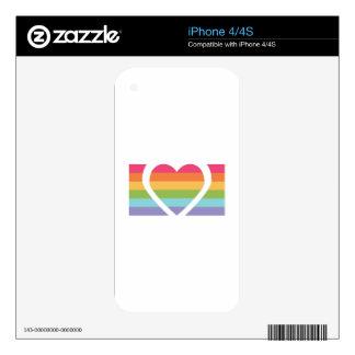Love Diversity iPhone 4 Skin