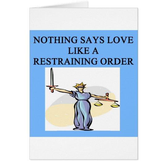 love divorce joke card