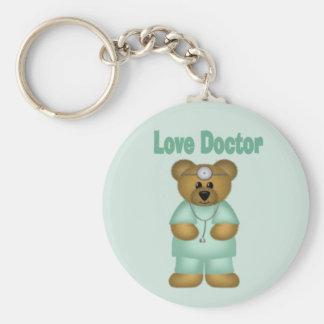 Love Doctor Keychain