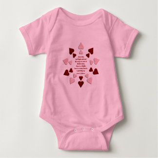 Love Does... Baby Clothes Baby Bodysuit