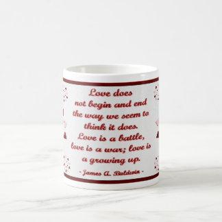 Love Does... Mug