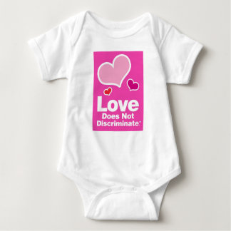 Love Does Not Discriminate - Infant Baby Bodysuit