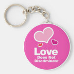 Love Does Not Discriminate Keychain