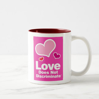 Love Does Not Discriminate Mug