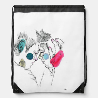 Love does not know sex sport bag