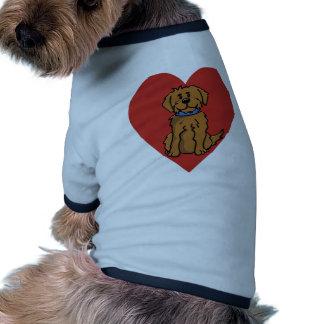 Love Dog Dog T Shirt