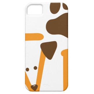 LOVE DOG iPhone SE/5/5s CASE