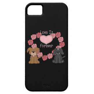 Love Dogs Forever iPhone SE/5/5s Case