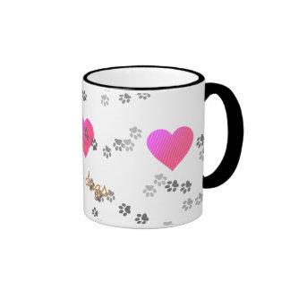 Love dogs - Mug - template