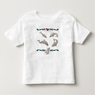 Love Dolphins Toddler T-shirt