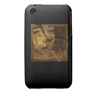 love don't live here anymore - smoky matte edition iPhone 3 Case-Mate cases