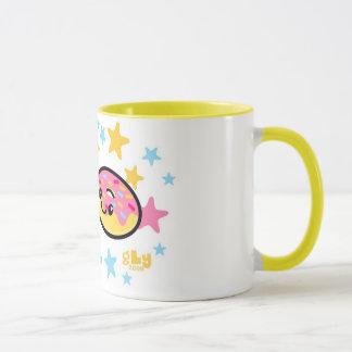 Love donuts mug