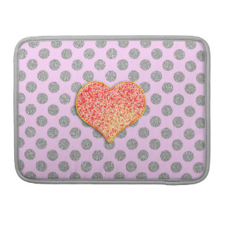 "LOVE DOTS -Custom Your Color- Macbook Pro 13"" Sleeve For MacBook Pro"