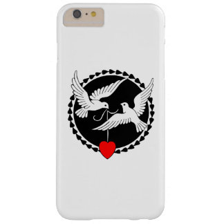 Love Doves Barely There iPhone 6 Plus Case
