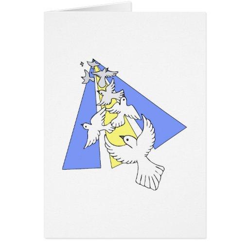 Love Doves Cards