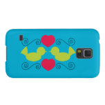 Love Doves Cases For Galaxy S5