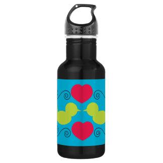 Love Doves Liberty Bottle 18oz Water Bottle