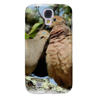 Love doves peace and joy galaxy s4 cover