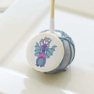 love dragon cake pops cake pops