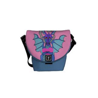 love dragon mini Zero messenger bag