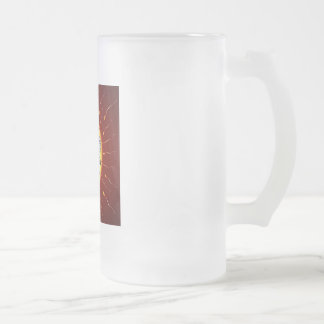 love drink frosted glass beer mug