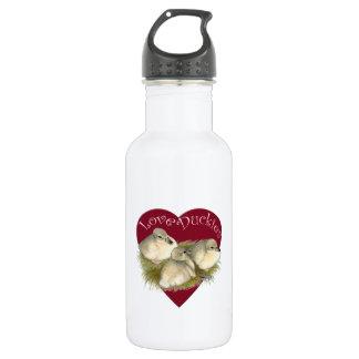 Love Duckies Stainless Steel Water Bottle