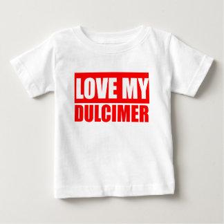 Love Dulcimer Baby T-Shirt