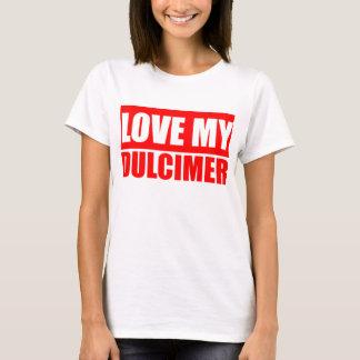 Love Dulcimer T-Shirt