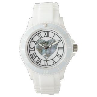 Love Dwells Here Wrist Watches