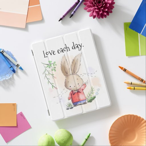Love Each Day iPad Smart Cover