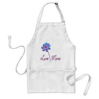 Love Each Other More Adult Apron